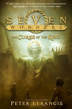 The Curse of the King book cover