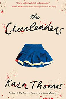 The Cheerleaders book cover