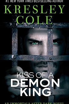 Kiss of a Demon King book cover