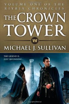 The Crown Tower book cover