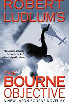 The Bourne Objective book cover