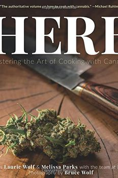 Herb book cover