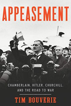 Appeasement book cover