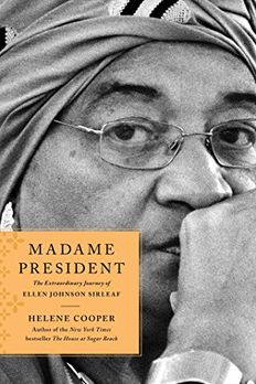 Madame President book cover