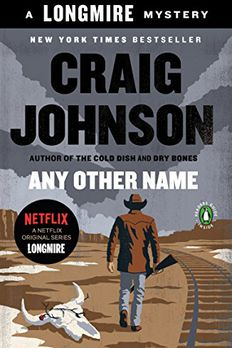 Any Other Name book cover
