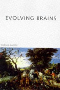 Evolving Brains book cover