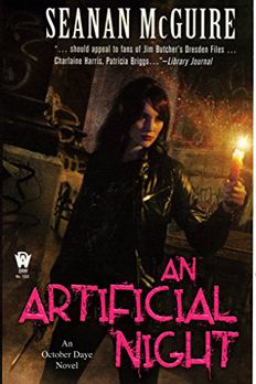 An Artificial Night book cover