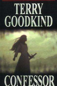 Confessor book cover