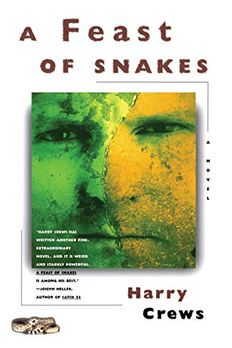 A Feast of Snakes book cover