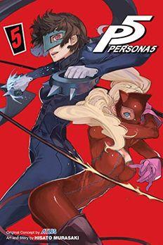 Persona 5, Vol. 5 book cover