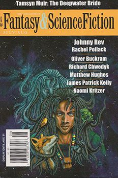 The Magazine of Fantasy & Science Fiction, July/August, 2015 (The Magazine of Fantasy & Science Fiction, #720) book cover