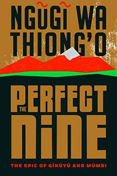 The Perfect Nine book cover