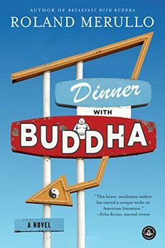 Dinner with Buddha book cover