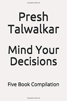Mind Your Decisions book cover