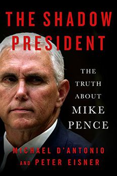 The Shadow President book cover