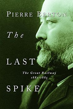 The Last Spike book cover