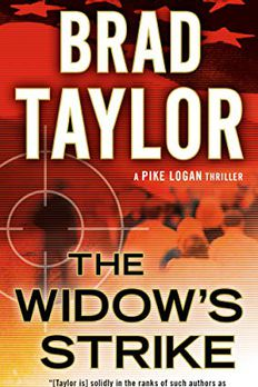 The Widow's Strike book cover