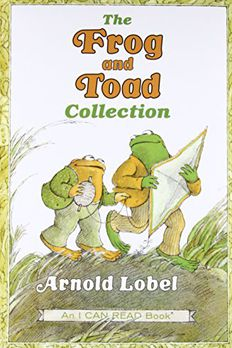 The Frog and Toad Collection Box Set book cover
