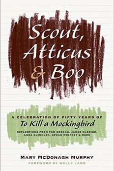 Scout, Atticus, and Boo book cover
