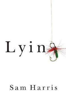 Lying book cover