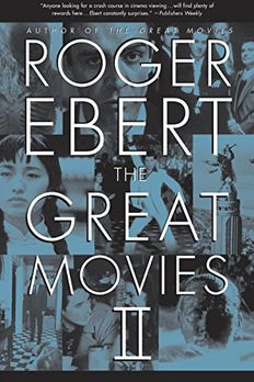 The Great Movies II book cover