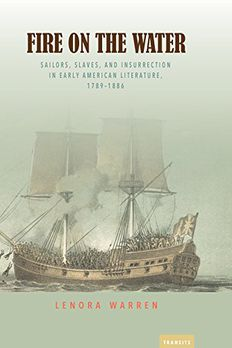 Fire on the Water book cover