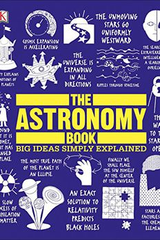 The Astronomy Book book cover