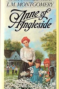 Anne of Ingleside book cover