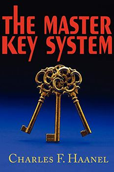 The Master Key System book cover