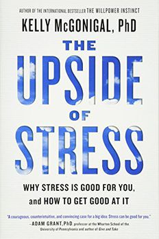 The Upside of Stress book cover