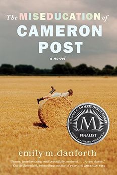 The Miseducation of Cameron Post book cover
