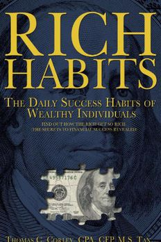 Rich Habits - The Daily Success Habits of Wealthy Individuals book cover