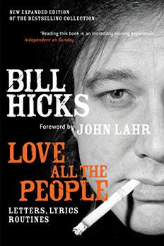 Love All the People book cover