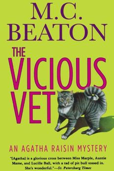 THE VICIOUS VET book cover
