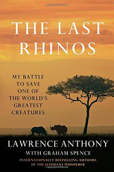 The Last Rhinos book cover