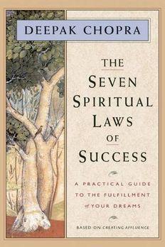 The Seven Spiritual Laws of Success book cover