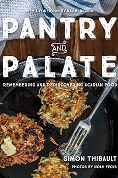 Pantry and Palate book cover