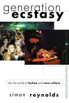 Generation Ecstasy book cover