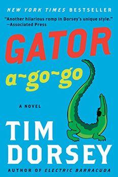Gator A-Go-Go book cover