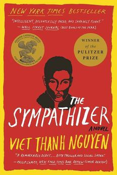 The Sympathizer book cover
