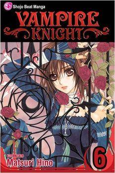 Vampire Knight, Vol. 6 book cover