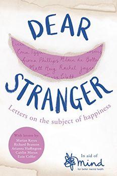 Dear Stranger book cover