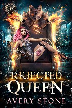 Rejected Queen book cover