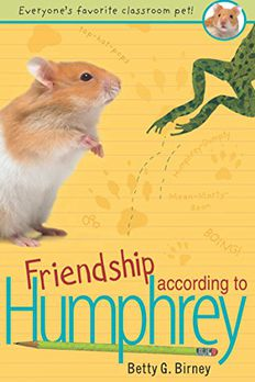 Friendship According to Humphrey book cover