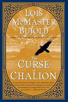 The Curse of Chalion book cover