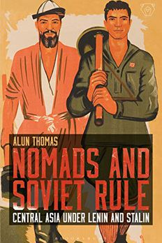 Nomads and Soviet Rule book cover