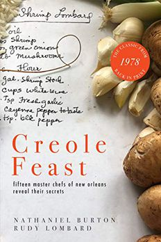 Creole Feast book cover
