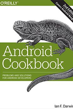 Android Cookbook book cover