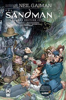 The Sandman book cover
