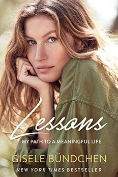 Lessons book cover
